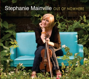 Stephanie Mainville - OUT OF NOWHERE